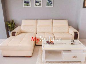 sofa góc chữ L bán tại bắc ninh