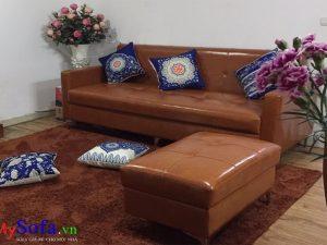 mẫu ghế sofa văng đẹp