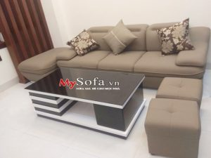 mẫu ghế sofa văng nhỏ đẹp giá rẻ
