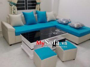 ghế sofa nỉ đẹp giá rẻ