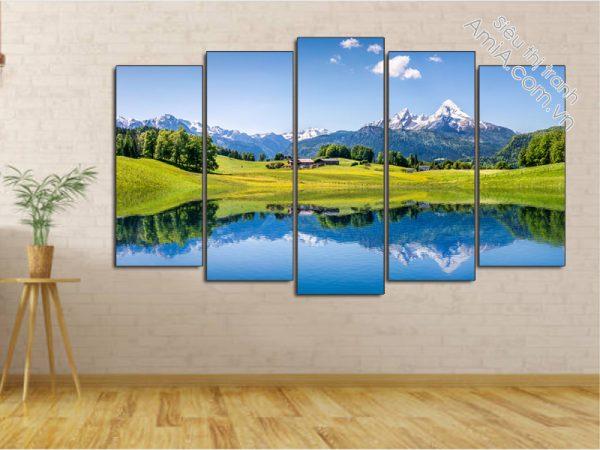 tranh treo tường đẹp tại Bắc Ninh